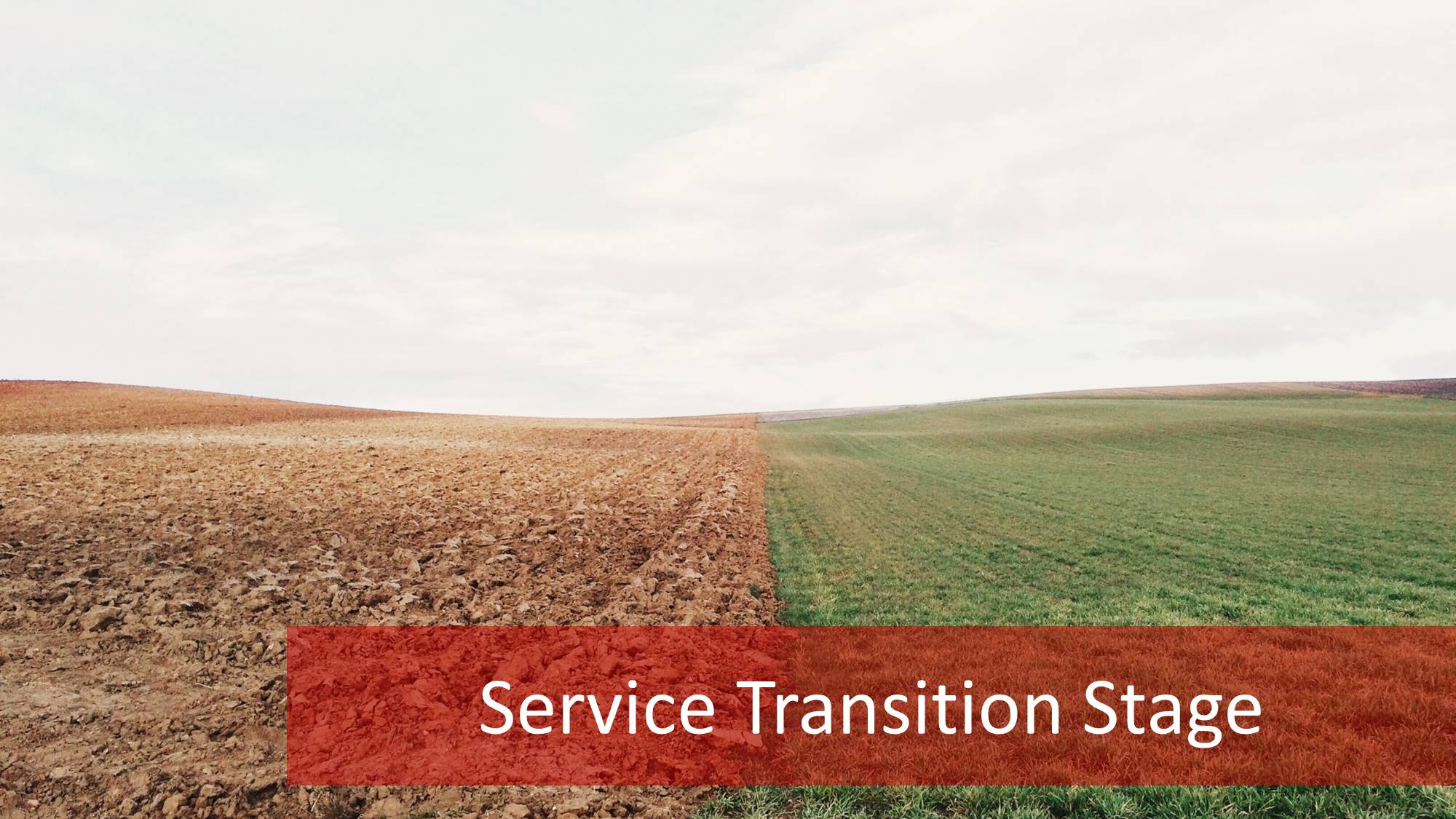 ITIL Service Transition