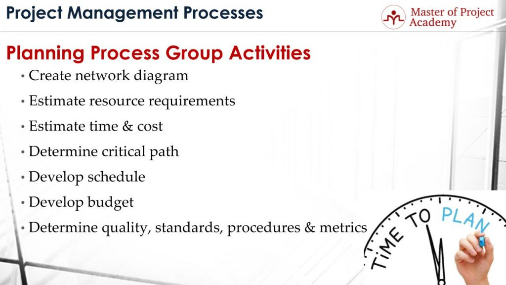 seven steps to project planning essay The project planning process is one of the high-level management processes that make the project lifecycle we present 10 steps to planning a project fortunately, the process for project planning can be simplified in order for managers and planners to better understand how to carry out it in a few.