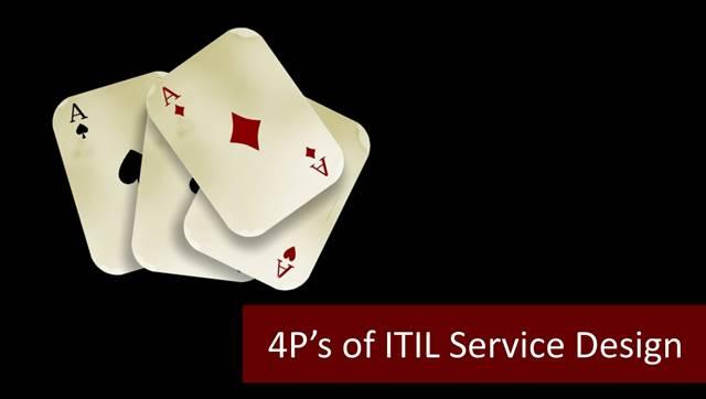 ITIL 4P