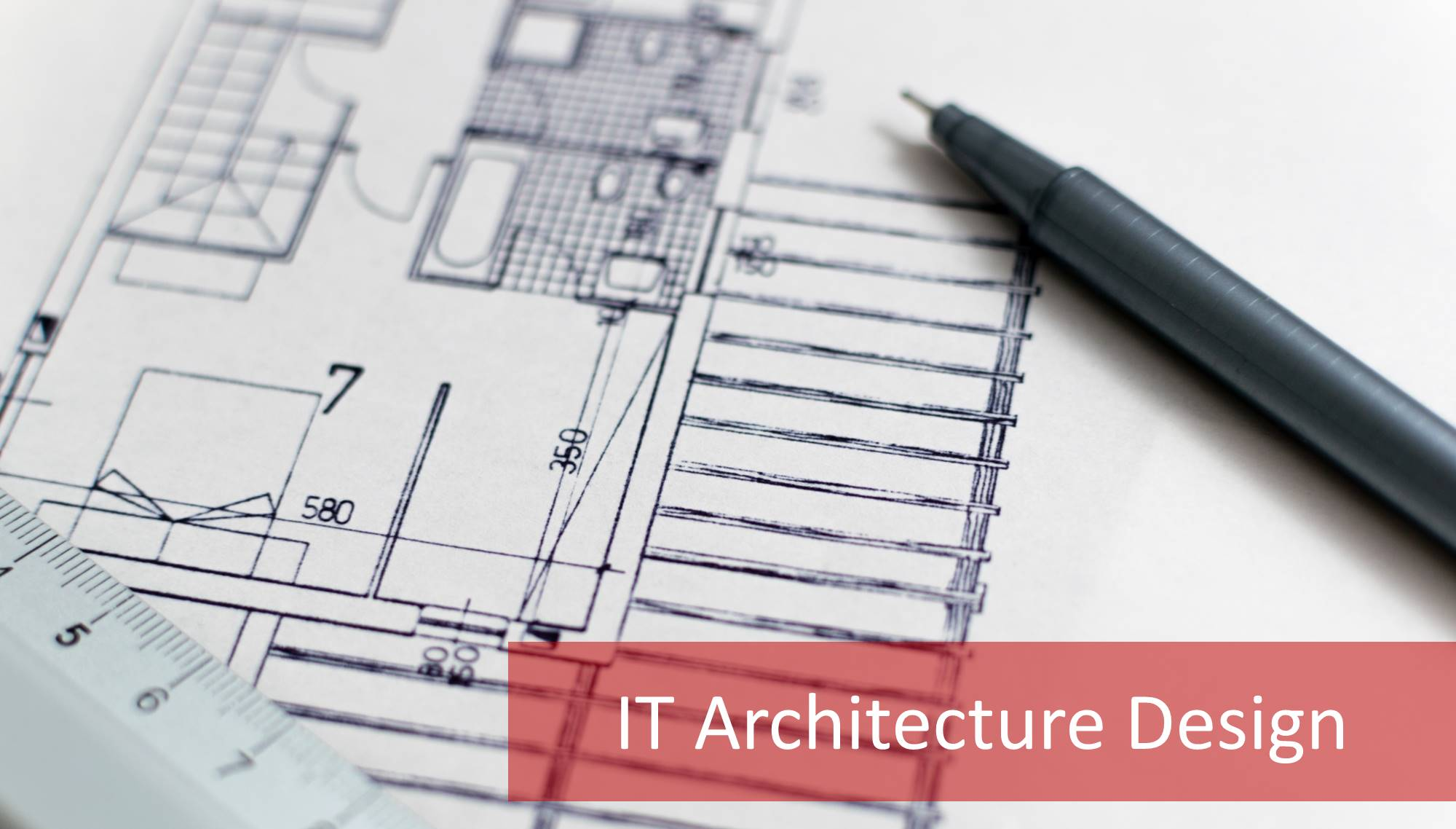 It Architecture Design The Solid Foundation Of Itil Services