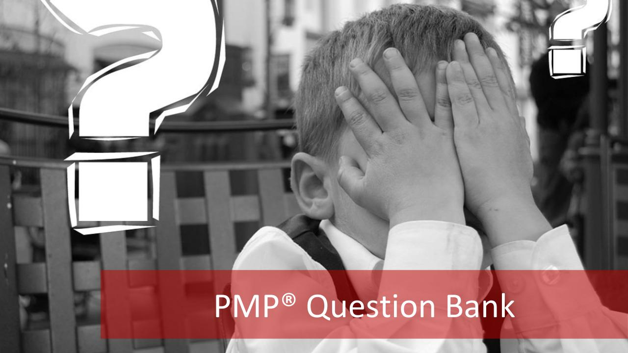 2019 PMP Question Bank: Free PDF Download - PMP