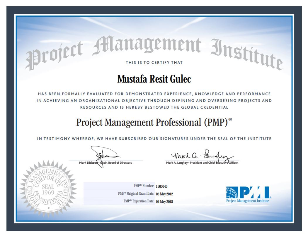 Pmp Certification Tip To Toe My Pmp Certification Success Story
