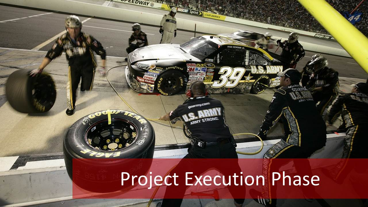 Project Execution Phase