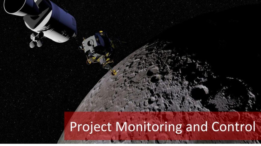 Project Monitoring and Control