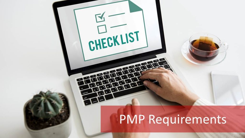 pmp requirements