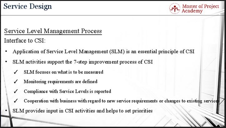 621-slide The Strong Link Between ITIL Service Management and ITIL CSI