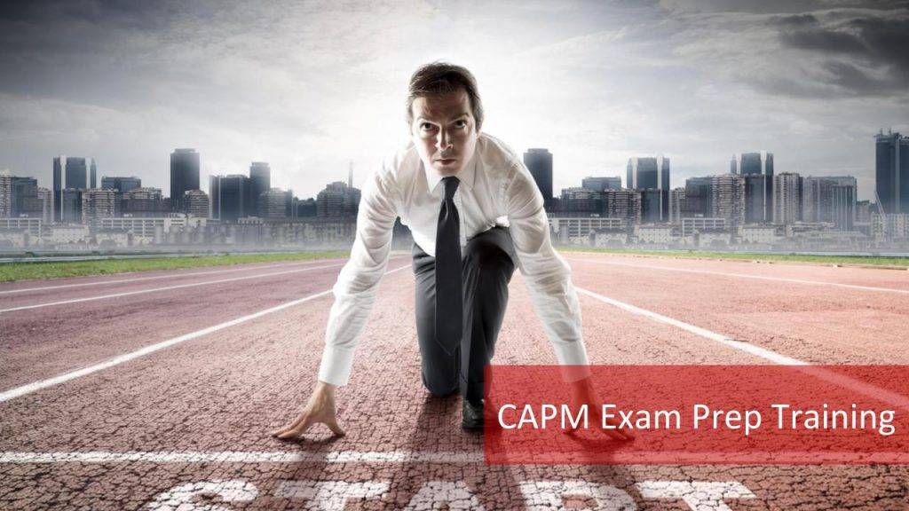 CAPM Exam Prep Training
