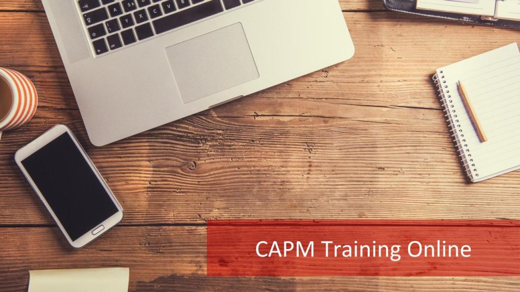 CAPM Training Online