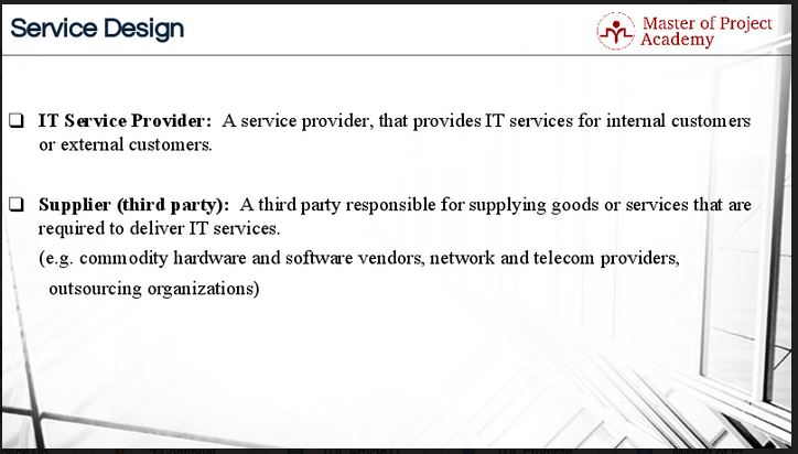ITIL Service level management