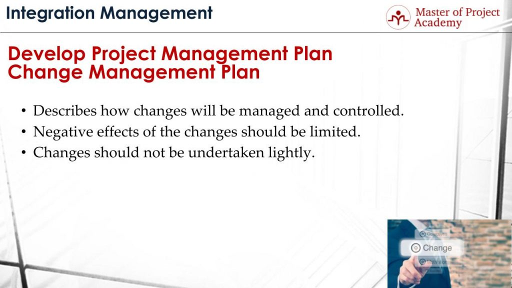 Change Management Plan DonT Be Afraid Of A Change Control It