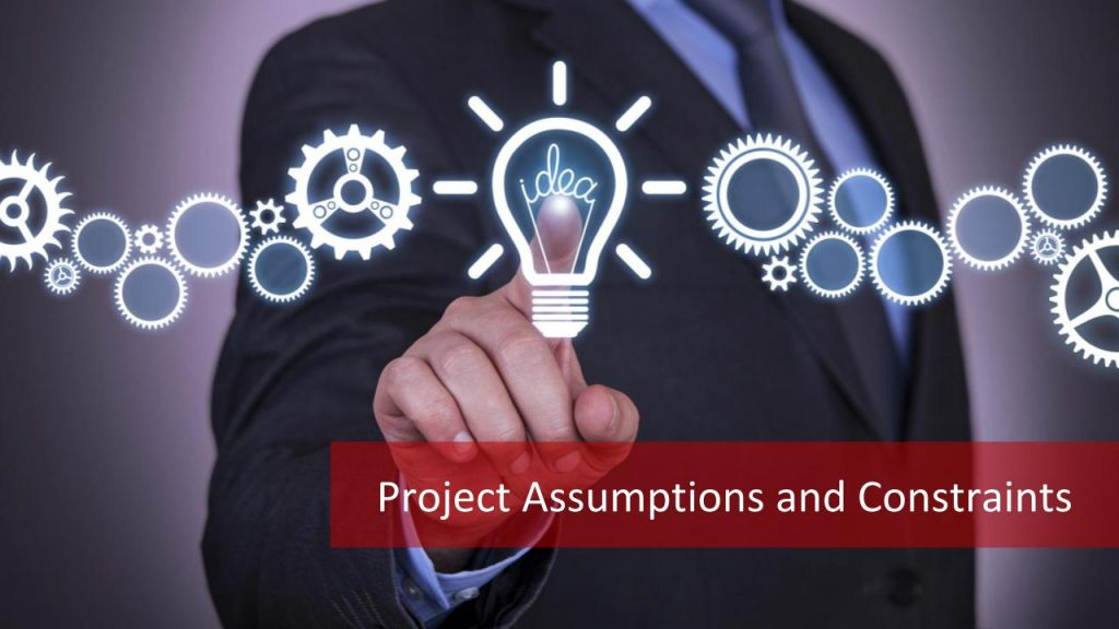 Project Assumptions