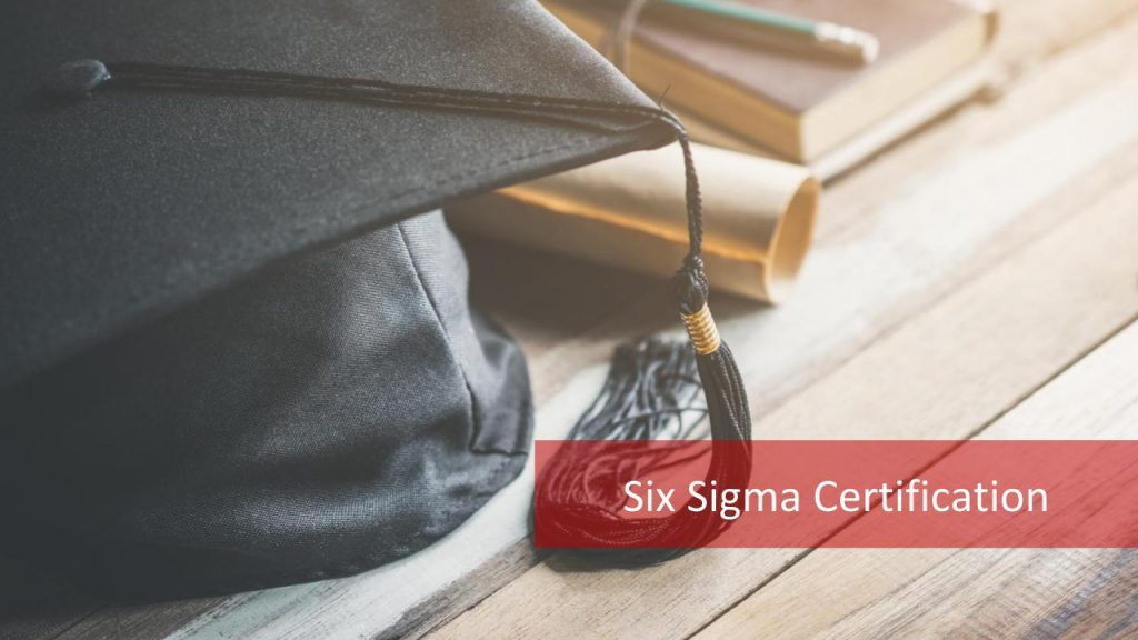 Six Sigma Certification