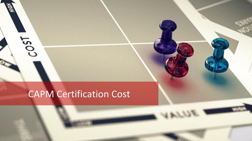 2018 Capm Certification Cost 5 Aspects Of The Capm Certification Cost