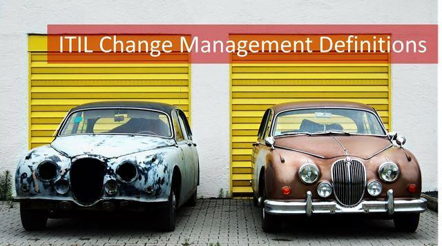 change-management-f IT Change Management: What are the Most Important Definitions?