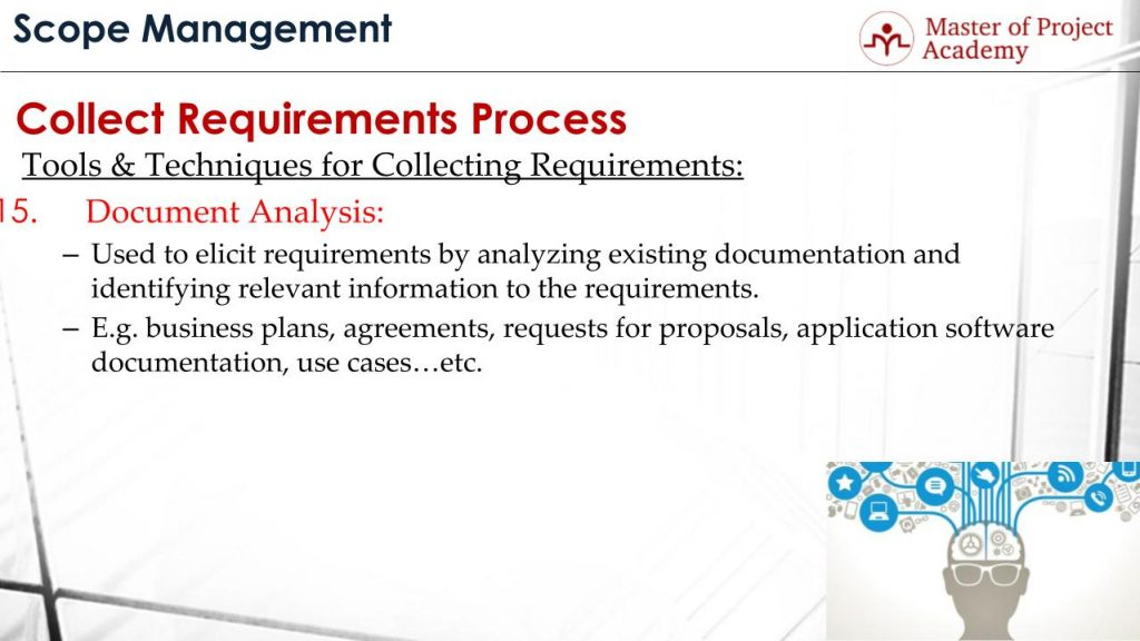 Tools Techniques For Collect Requirements Process Master Of - Business requirements tools