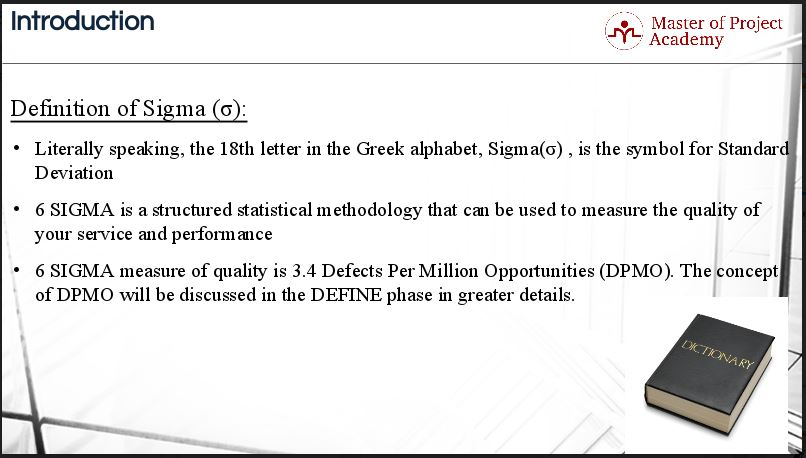 1.2-slide What Is 6 Sigma and What Are Its Critical Components?