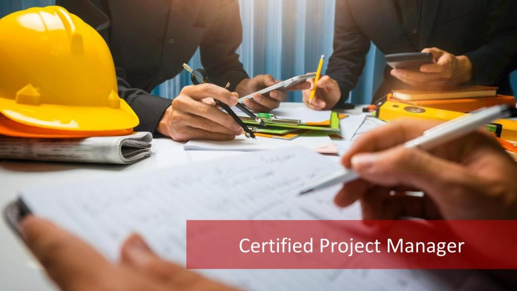 certified project manager Only pmi certifications are the pmp validates your competence to perform in the role of a project manager capm ® certified associate in project.