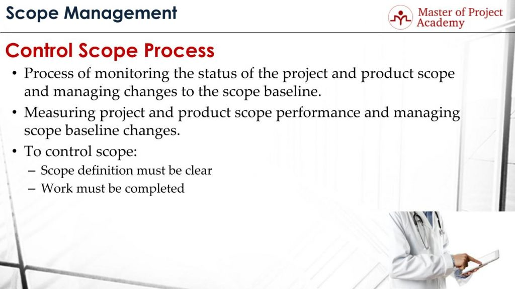Control Scope Process