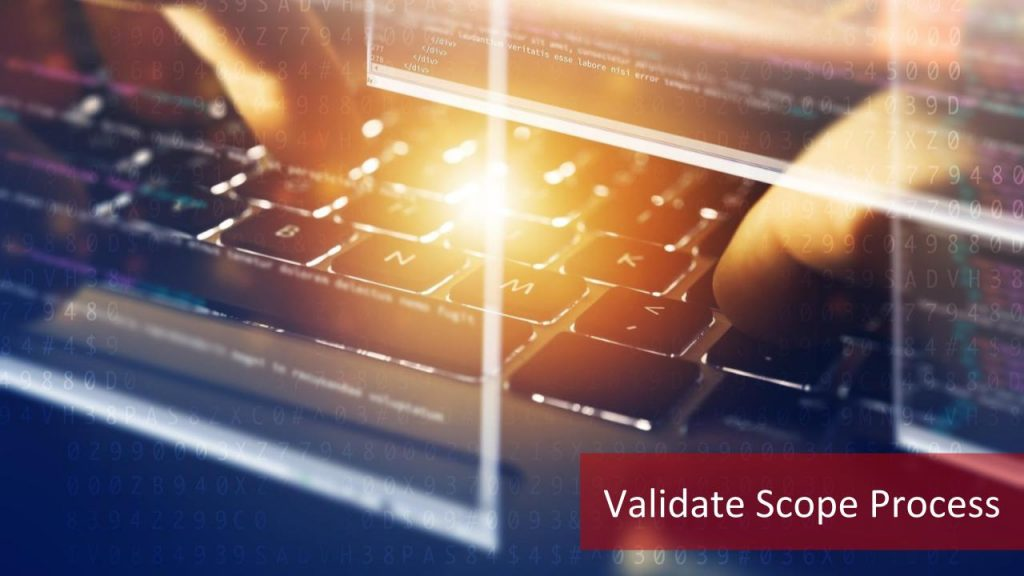 validate scope