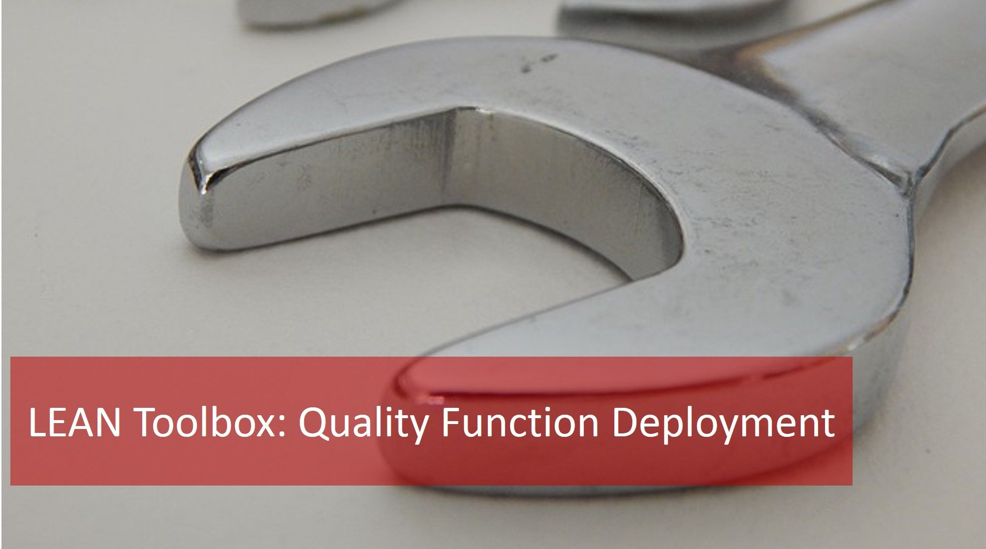how to correctly use quality functional deployment Fighting deployment  you give your engineers the ability to use the same deployment  get a near-production quality environment stood up in.