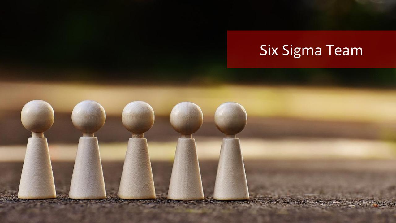 six sigma team