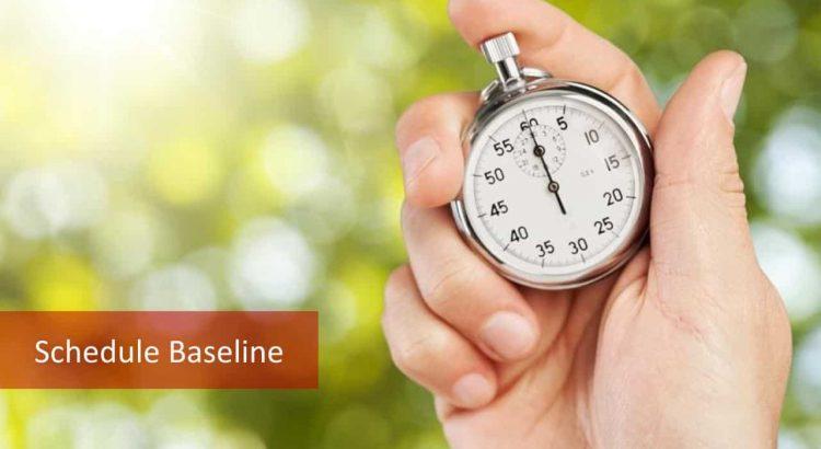 Schedule Baseline