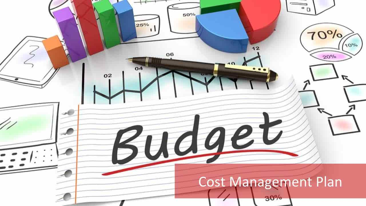6 items to include in cost management plan