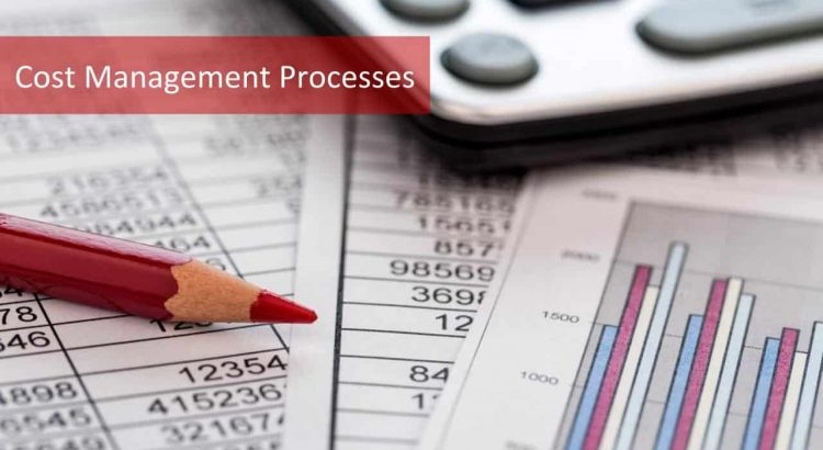 4 Main Processes of Cost Management