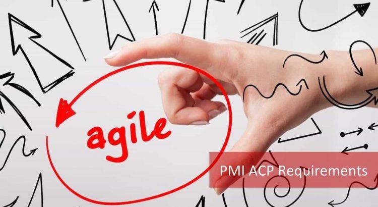 PMI ACP Requirements