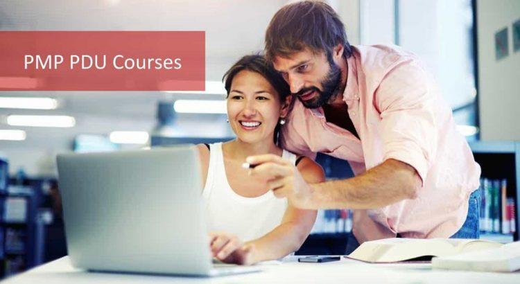 PMP PDU Courses