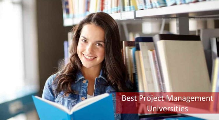 best project management universities