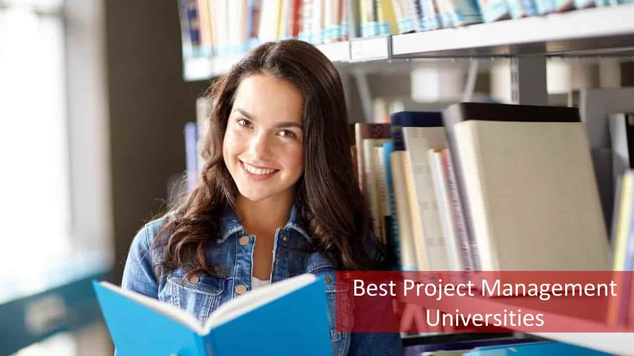 The 18 Best Project Management Universities 2019 Updated List