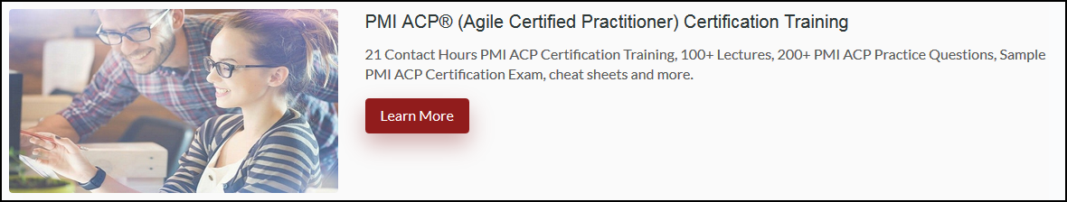 PMI ACP exam review