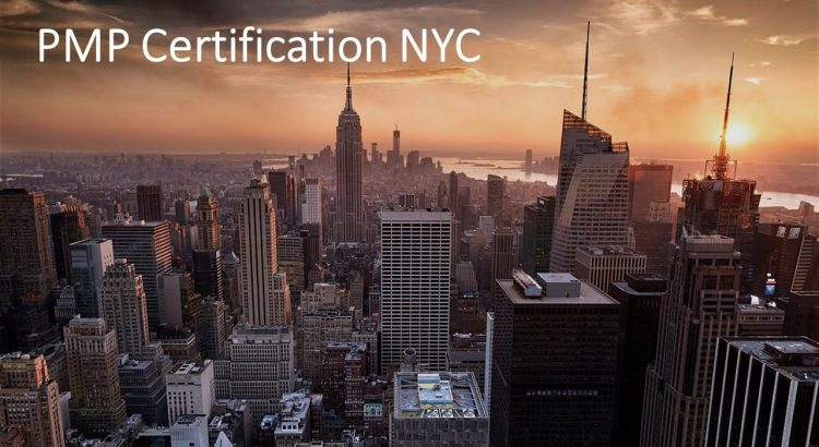 PMP Certification NYC