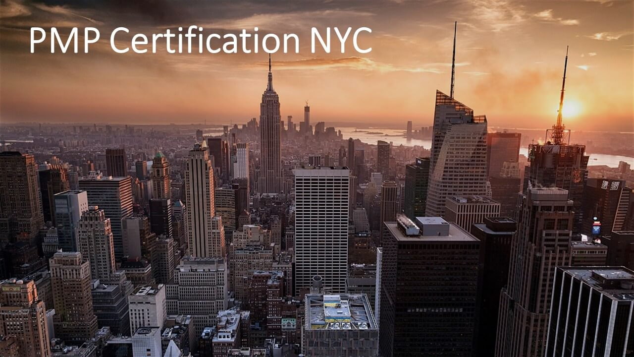 2019 Pmp Certification Nyc The 10 Best Pmp Training Nyc Options