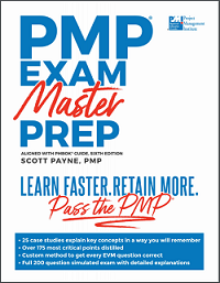 PMP Prep Book Cover