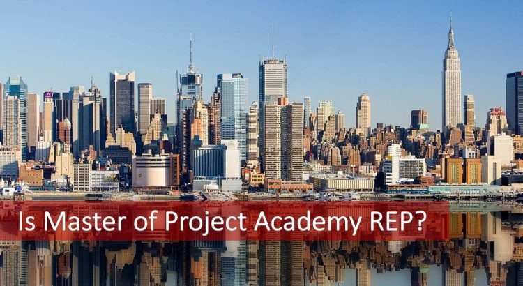 Master of Project Academy REP