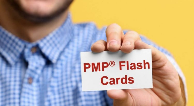 PMP flash cards