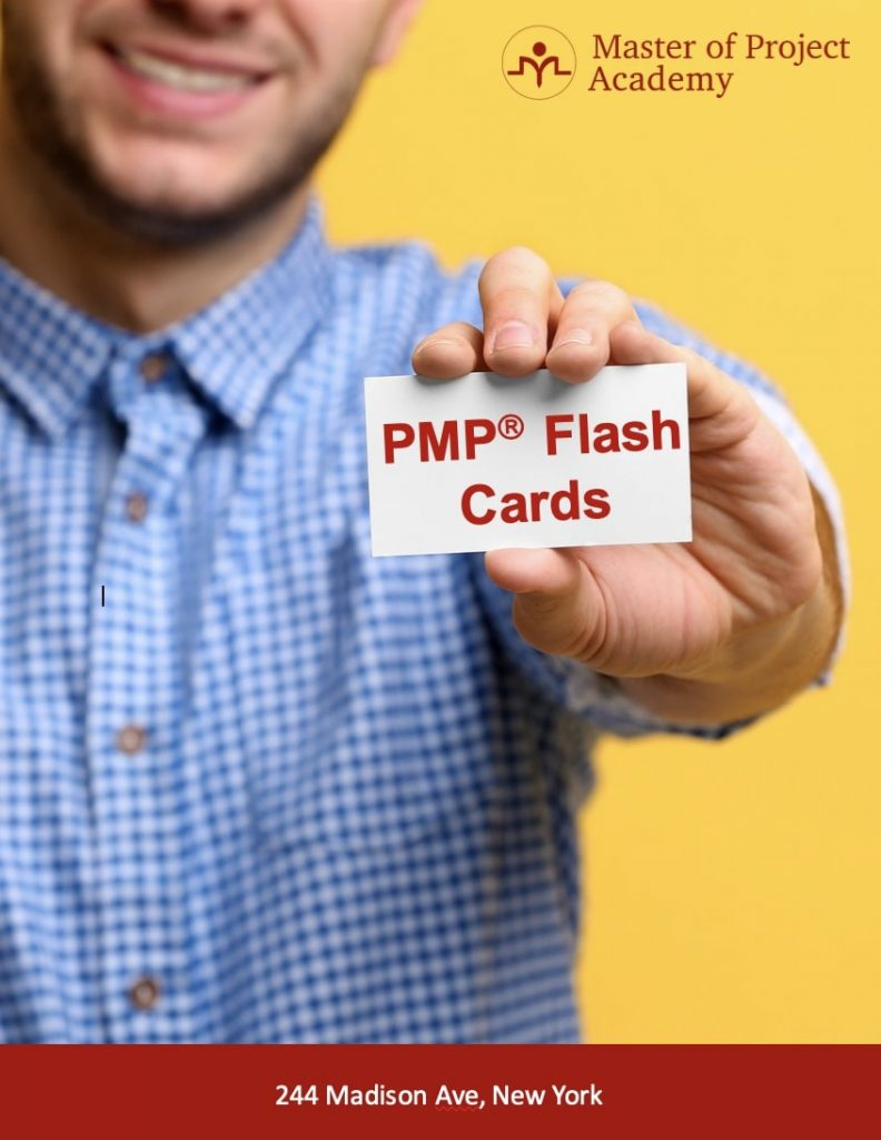 PMP flash cards free