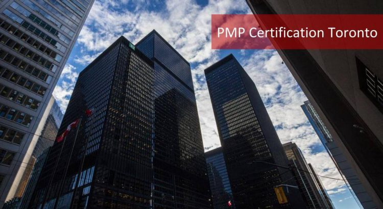 PMP certification Toronto
