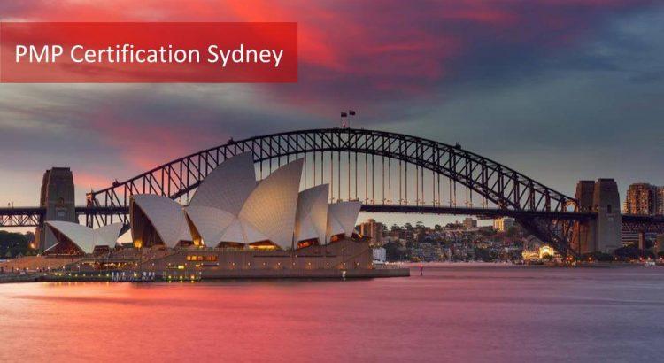 PMP certification Sydney