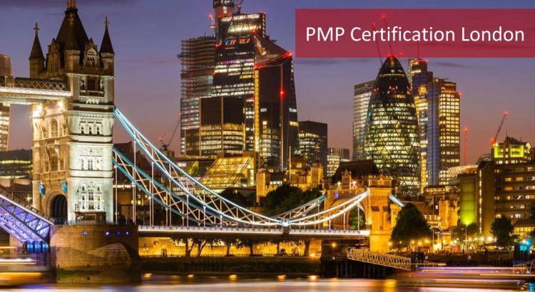 PMP Certification London