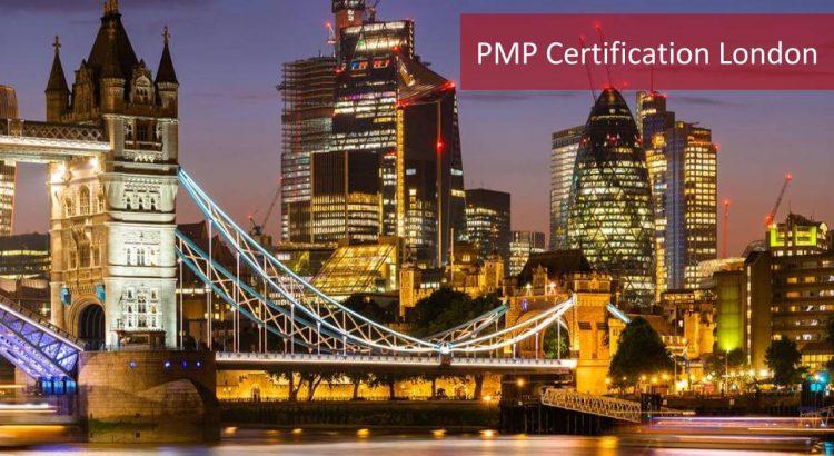 PMP Certification London