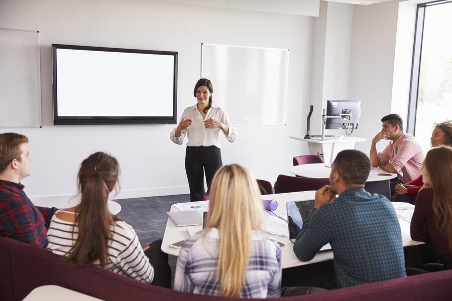 bigstock-University-Students-Attending-145998653 PMP Certification Dublin - Top 10 PMP Training Dublin Options