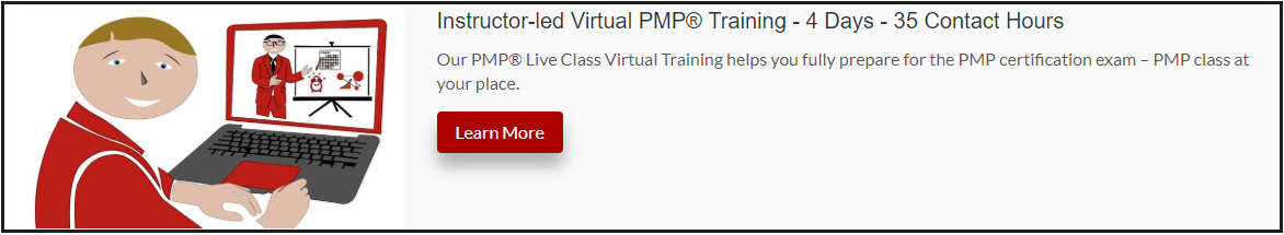 PMP Virtual Training