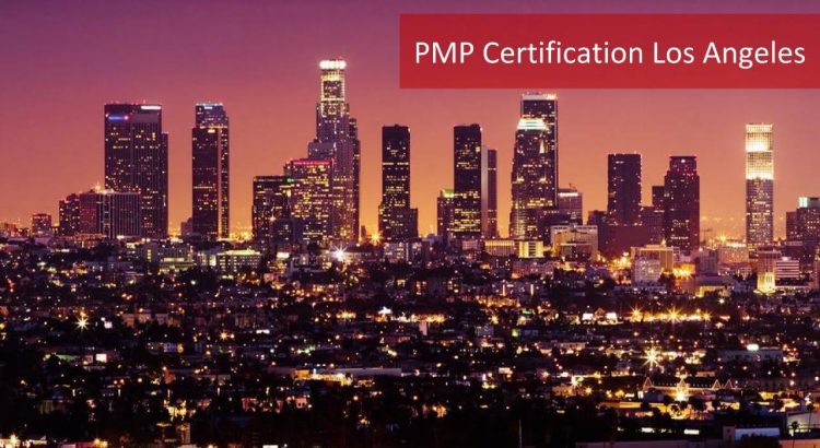 PMP Certification Los Angeles