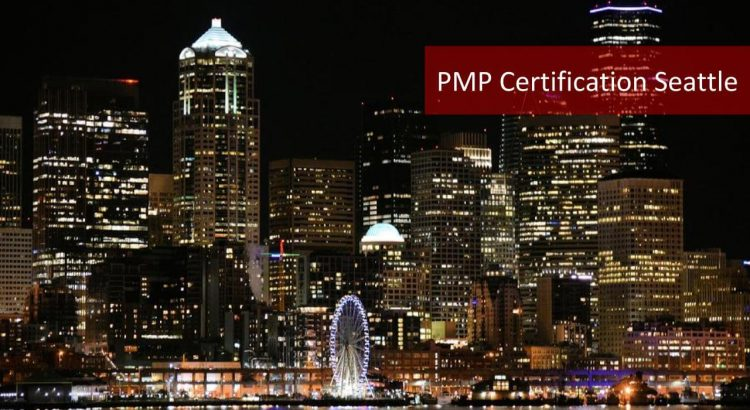 PMP certification seatle