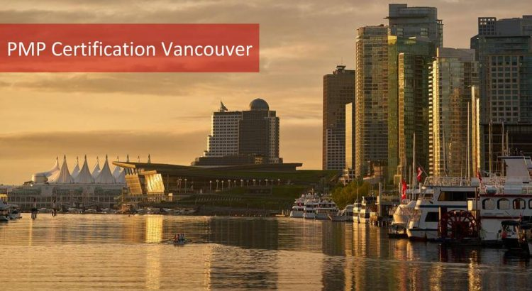 PMP Certification Vancouver