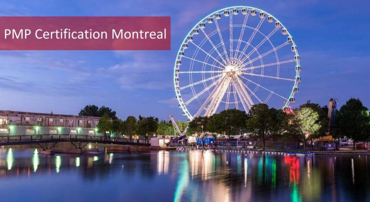 PMP Certification Montreal