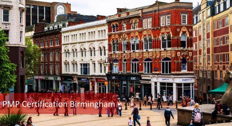 PMP Certification Birmingham